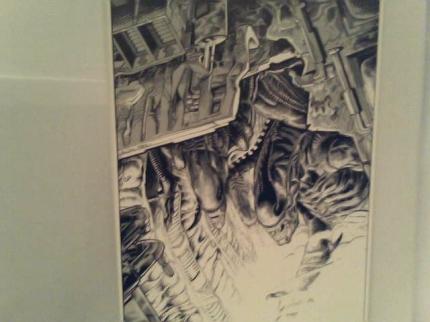"""aliens art template#3"""