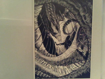 """aliens art template#5"""