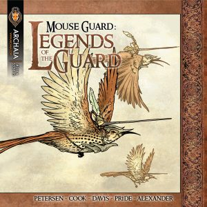mouse guard legends of the guard #3
