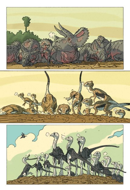 Age of reptiles#1