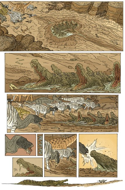 Age of Reptiles#2