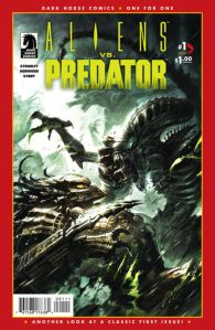 Aliens vs Predator#1 for 1.00