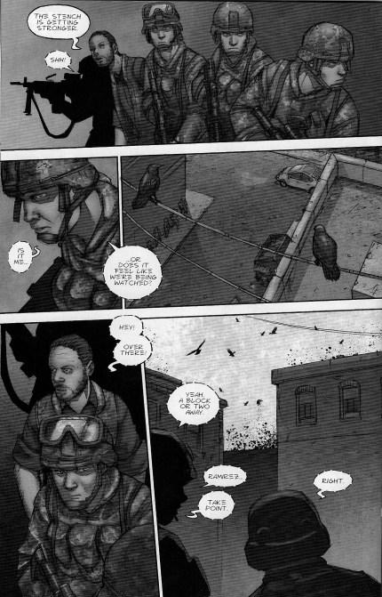 The Last Zombie #2