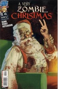 A very zombie christmas #2