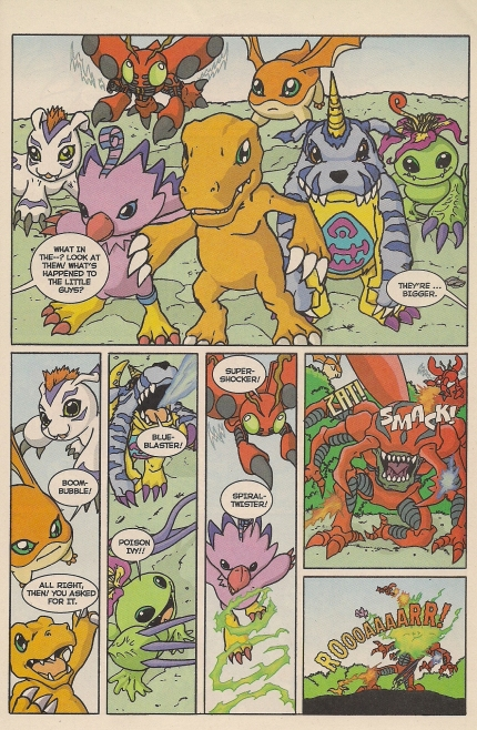 Digimon Digital Monsters #1