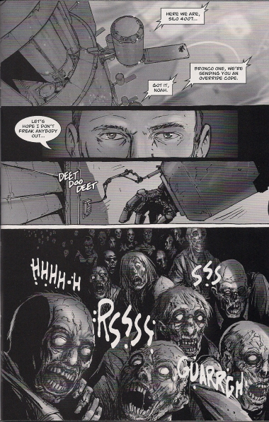 Return to the Planet of the Living Dead #1
