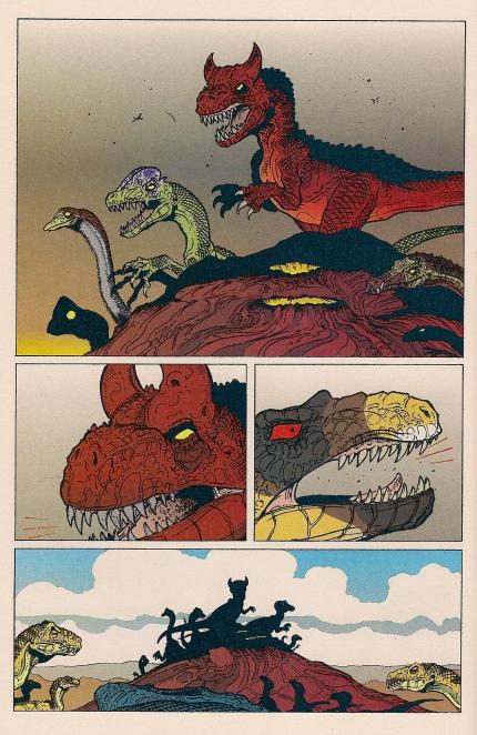 Age of Reptiles #4