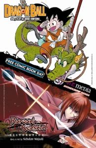 dragon ball & rurouni kenshin restoration
